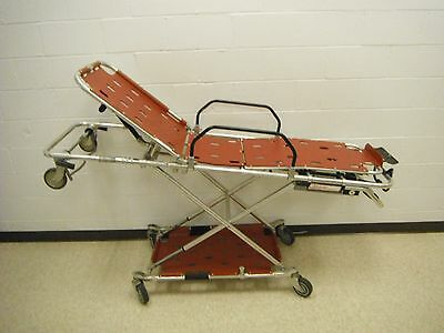 3 Reconditioned Ferno 35A+ Mobile Transporter + EMS Stryker Ambulance Stretcher