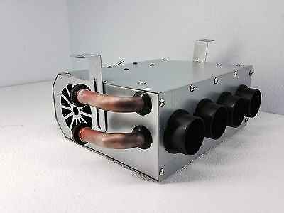 CAR AND TRUCK  HEATER 12V UNDER DASH with out SPEED SWITCH