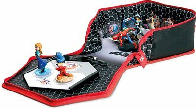Official Disney Infinity Licensed Figure Storage Case - Holds Over 20 Characters
