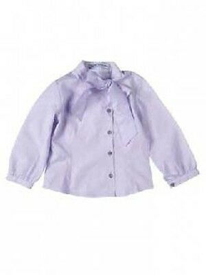 PATRIZIA PEPE BLOUSE NEW 80€ Designershirt for Children! longsleeve tshirt shirt