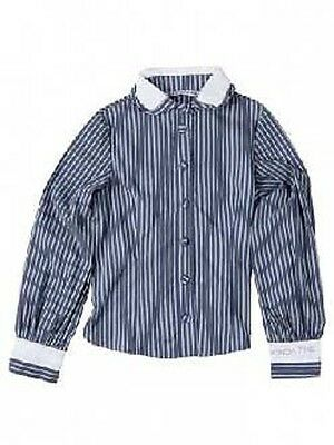 PATRIZIA PEPE BLOUSE NEW 75€ Designer fashion for girls! tunic blouse kids shirt