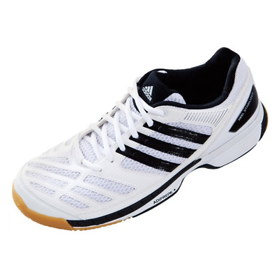 ADIDAS BT FEATHER BADMINTON NEW 120€ indoor shoes stabil court speed adizero