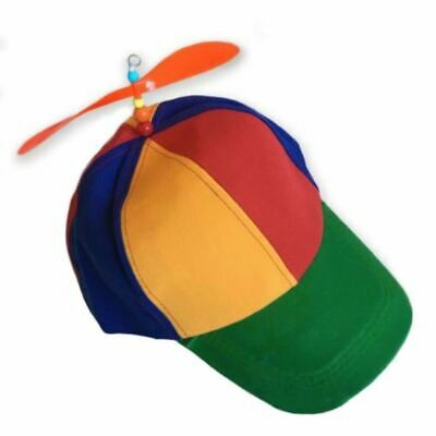 Propeller Hat Helicopter Hat Novelty Party Hat Tweedle Dee Clown Party Costume