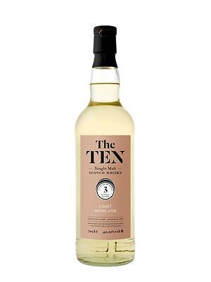 Clynelish 7yo The Ten Single Malt Scotch Whisky 700ml