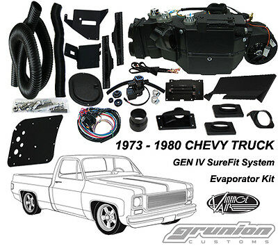 Vintage Air 1973 - 1980 Chevy Truck w/ AC Air Conditioning EVAPORATOR ONLY KIT