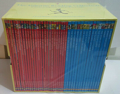 The Usborne Reading Collection 40 Children Books Set boxset Learn to Read NEW AU