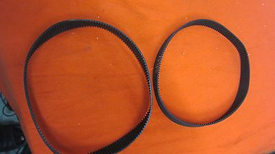 LOT OF 2 belt for HP INDIGO PowerGrip GT 5MR 750