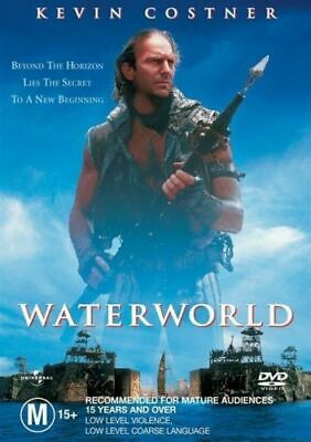 Waterworld (Kevin Costner)  DVD R4