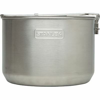 Stanley Adventure 2 Pot Prep & Cook Set Stainless Steel One Size