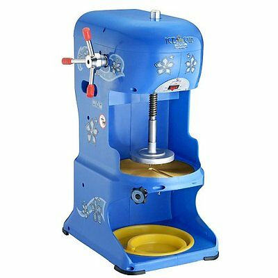 Great Northern Premium Quality Ice Cub Shaved ICE MACHINE, Commercial ICE SHAVER