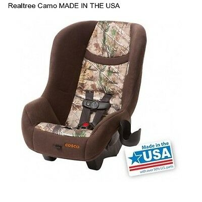 New Convertible Car Seat Infant Toddler Safety Realtree Boys Safe Travel Camo