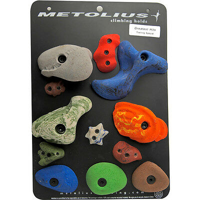 Metolius Greatest Hits: Bouldering Set One Color One Size