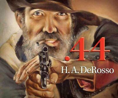 44 by H a Derosso 9781633793057 (CD-Audio, 2014)