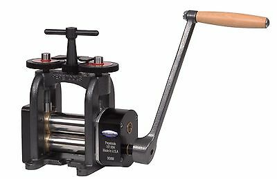 PepeTools Flat Rolling Mill Ultra With 90 mm Wide Rollers, Made In The USA