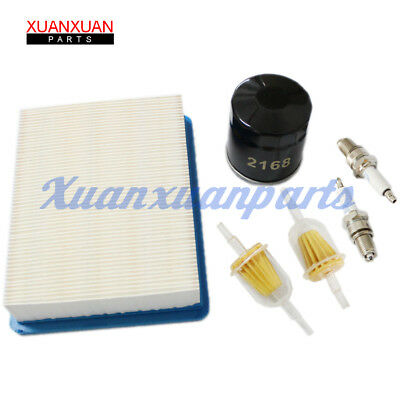 Maintenance Tune-Up Kit Air Fuel Oil Filter for Club Car 101611003 DS 4-cycle