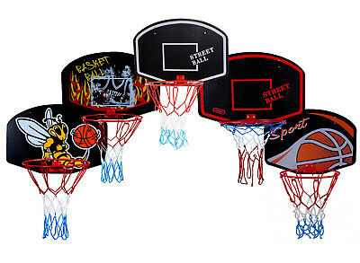 Basketballboard Netz Basketballkorb Backboard Basketballbrett Basketballring