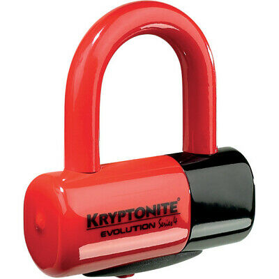 Kryptonite lucchetto rosso Evolution Series 4