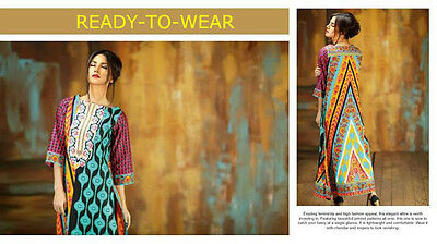SB3 READY MADE - Subhata Kameez Trouser Pakistani Indian Asian Desi Kurti Dress