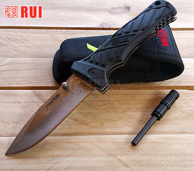 Navaja RUI YOWIE  ENERGY  Knife Messer Coltello Couteau Camping Supervivencia