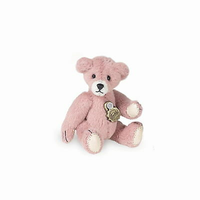 Teddy Hermann fully jointed collectable miniature teddy bear in gift box 15338 2