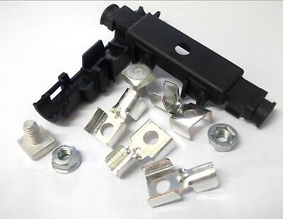 Mega fuse holder. Inline. Car. 100A 125A 150A 175A 200A 225A 250A 300A 500A