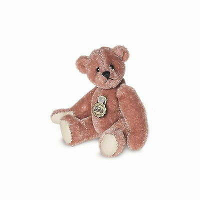 Teddy Hermann fully jointed collectable miniature teddy bear in gift box 15750 2