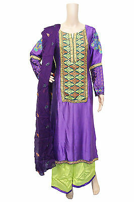 NT1S READYMADE - Silky, embroidered Suit, Salwar Shirt Pakistani Indian Asian