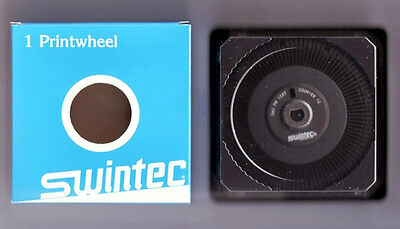 Swintec Printwheels - Brand New OEM in box - many typestyles to choose from