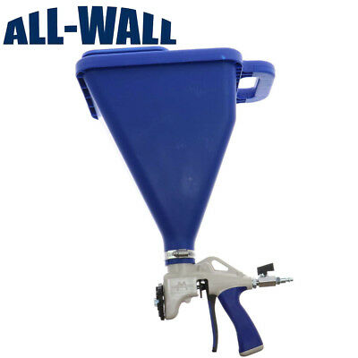 OFFICIAL ALL-WALL Marshalltown SharpShooter 2.0 Hopper Gun Drywall Texture Spray