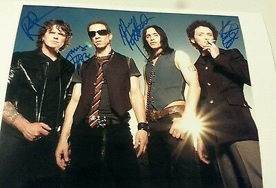 """EXTREME BAND NUNO BETTENCOURT signed Autographed 8 x 11"""" Photo REPRINT RP  Sexy"""
