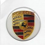Leather Key Fob Porsche