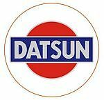 Leather Key Fob Datsun