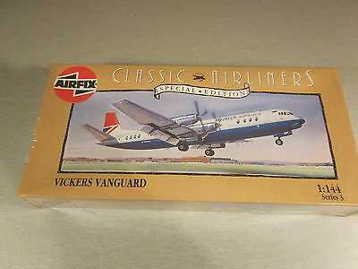 Airfix Classic Airlines Vickers Vanguard 03171 1:144 Series 3