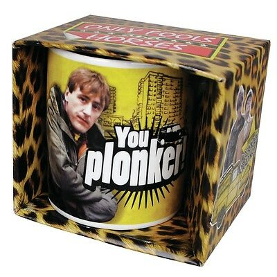Only Fools and Horses Official Plonker Boxed MUG