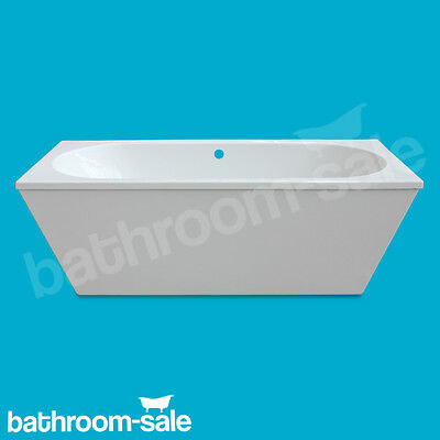 Wash Freestanding Thermaform Bath with Surround Panel 1700mm x 750mm RRP £649