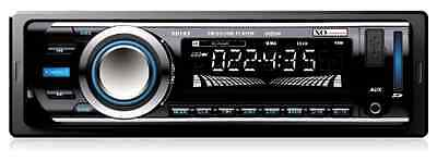 Car Stereo FM Radio HD MP3 Receiver Deck USB AUX Unit SD Dash Audio System Music