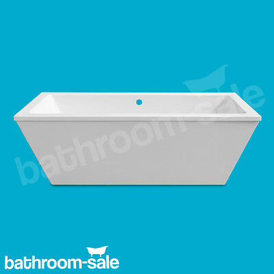 Soho Freestanding Thermaform Bath with Surround Panel 1700mm x 750mm RRP £649