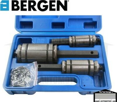 BERGEN Tools 3pc Exhaust Tailpipe, Pipe Expander NEW 6253