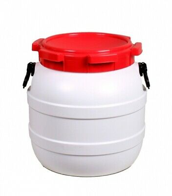 Wide neck ton 41,5 Litre round,Tons of boat Luggage tonne Protection barrel