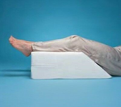 Elevating Leg Rest Cushion Pillow Back Pain Foot Circulation Wedge Support Aid