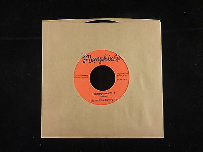 ": 45 7"" Red and the Eyerights Homegrown Pt.1 FUNK single EX+"