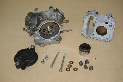 Used Piston / Top End For a SYM Mio 50cc Scooter