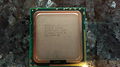 Intel Xeon CPU E5640 QC SLBVC 2,66GHz/12MB/5,86GT/s