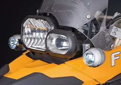 PIAA 1100X Super White Driving Lights Auxiliary Lamp Kit for BMW Motorcycle