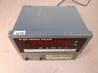 A&D AD-4328 Weighing Indicator Digital Scale Indicator (1476)