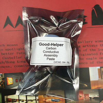 304 Carbon Conductive Assembly Paste is an electrically conductive