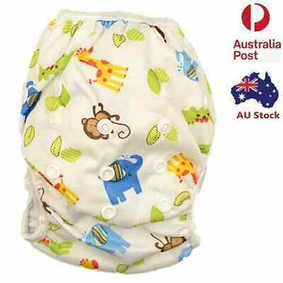 New Reusable Swim Nappy Baby Cover Diaper Pants Nappies Swimmers Toddler