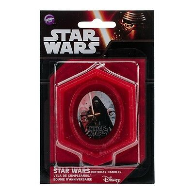 Wilton Star Wars The Force Awakens Candle