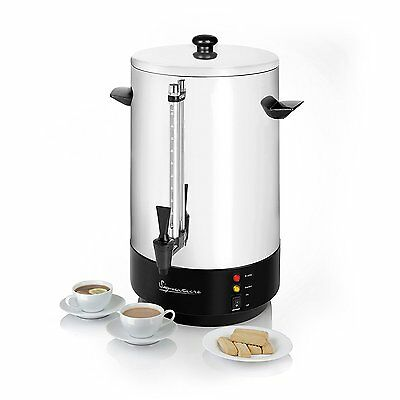 Signature S024 20Ltr Catering Tea Urn / Hot Water Boiler - S/Steel - Brand NEW