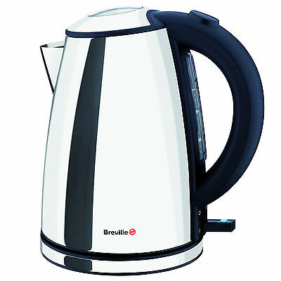 Breville VKJ472 1Ltr Polished Stainless Steel Compact Jug Kettle - Brand New !!!